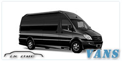 Louisville Luxury Van service