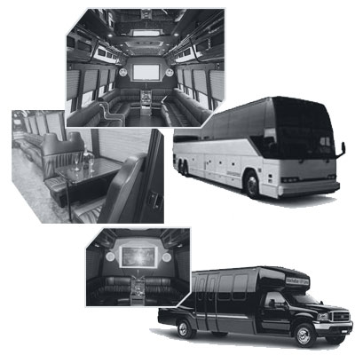 Party Bus rental and Limobus rental in Louisville, KY