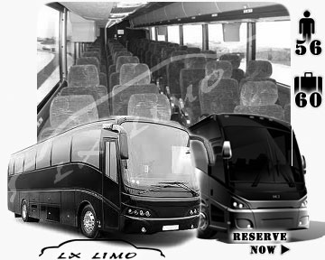 Motor Coach for hire in Louisville, KY