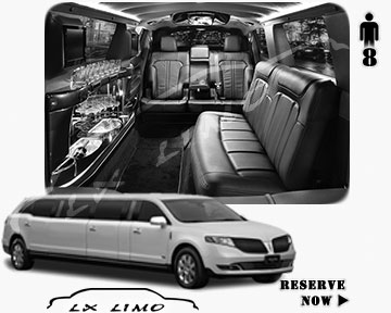 Stretch Limo for hire in Louisville