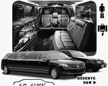 Limo from Louisville airport