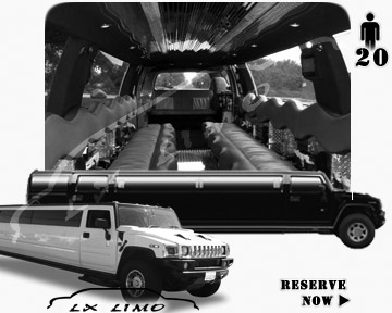 Louisville hummer H2 SUV Limo