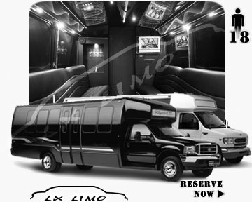 Louisville Party Bus party Bus | 18 passenger PartyBus in Louisville
