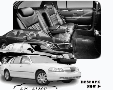Louisville Sedan hire for wedding